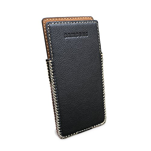 Otis Handmade Handmade Leather Case for Samsung Galaxy Note 8 (Dot Black) by Bixon Leather