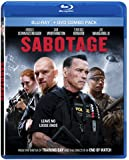 Sabotage [Blu-ray + DVD] (Bilingual)