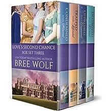 Love's Second Chance Series Box Set Three: Books Nine to Twelve