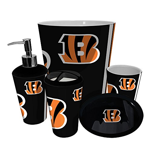 Bengals Wastebaskets Cincinnati Bengals Wastebasket