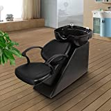 Esright Backwash Shampoo Chair Salon Equipment Backwash Chair