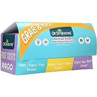 Oh So Healthy! Crispy Crunchy Fruit Crisps Grab and Go, 20g, (Pack of 12)