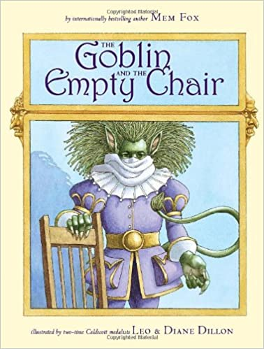 Image result for the goblin and the empty chair
