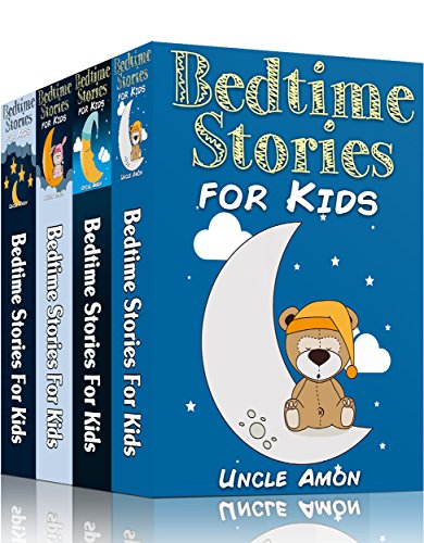 BEDTIME STORIES FOR KIDS COLLECTION (4 Books in 1): 20 Bedtime Stories, Just For Fun Activities, and More! (Fun Bedtime Story Collection Book 5) (Best Bedtime Stories For Kids)