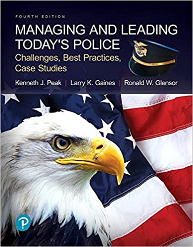 Managing And Leading Todays Police Challenges Best Practices