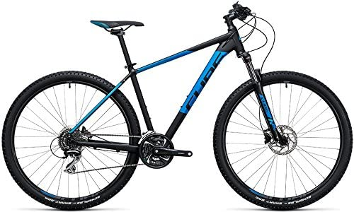 Cube Aim Race 29R TWEN tyniner Mountain Bike 2017, negro/azul ...