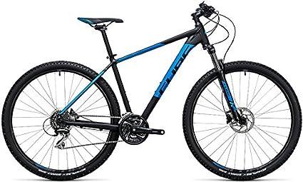Cube Aim Race 29R TWEN tyniner Mountain Bike 2017, negro/azul ...
