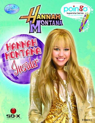 Poingo Storybook: Hannah Montana Insider ()