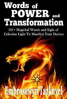 WORDS POWER TRANSFORMATION Magickal Celestine ebook product image