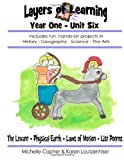Layers of Learning Year One Unit Six, Karen Loutzenhiser and Michelle Copher, 1494708159