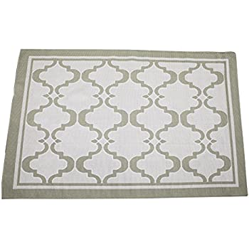 cotton rug machine washable area rugs design ribbon 4x6 and 6x9 sizes for living room