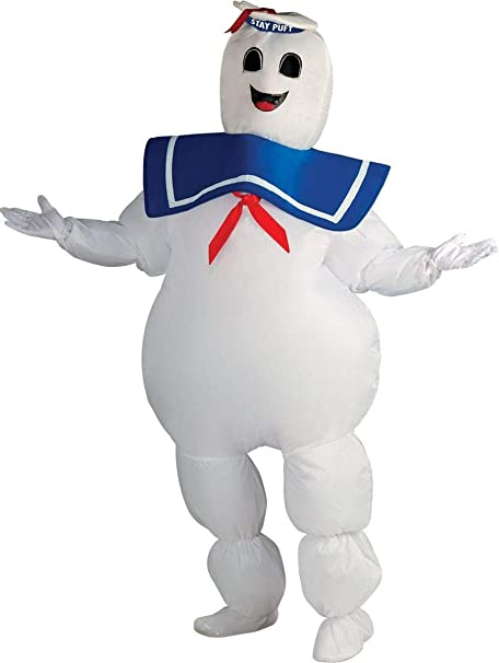 f5b78f289c Amazon.com  Rubie s Ghostbusters Inflatable Stay Puft Marshmallow ...