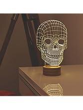 Skull Lamp - Designed by Nir Chehanowski for MoMA