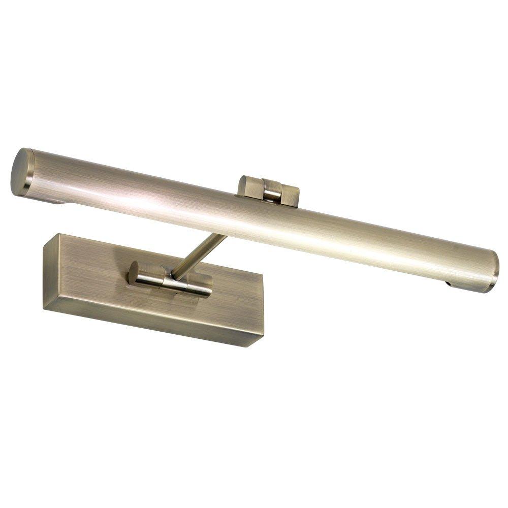Astro 0535 T5 Goya 590 Bilderleuchte - inkl. 1 x 13W T5 Leuchtstoffröhre - Messing-Antik