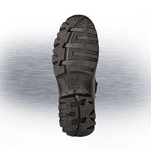 Noir pour Risk No homme de noir sécurité Chaussures Yw1OT