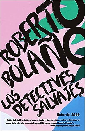 cover image, Los Detectives Salvajes