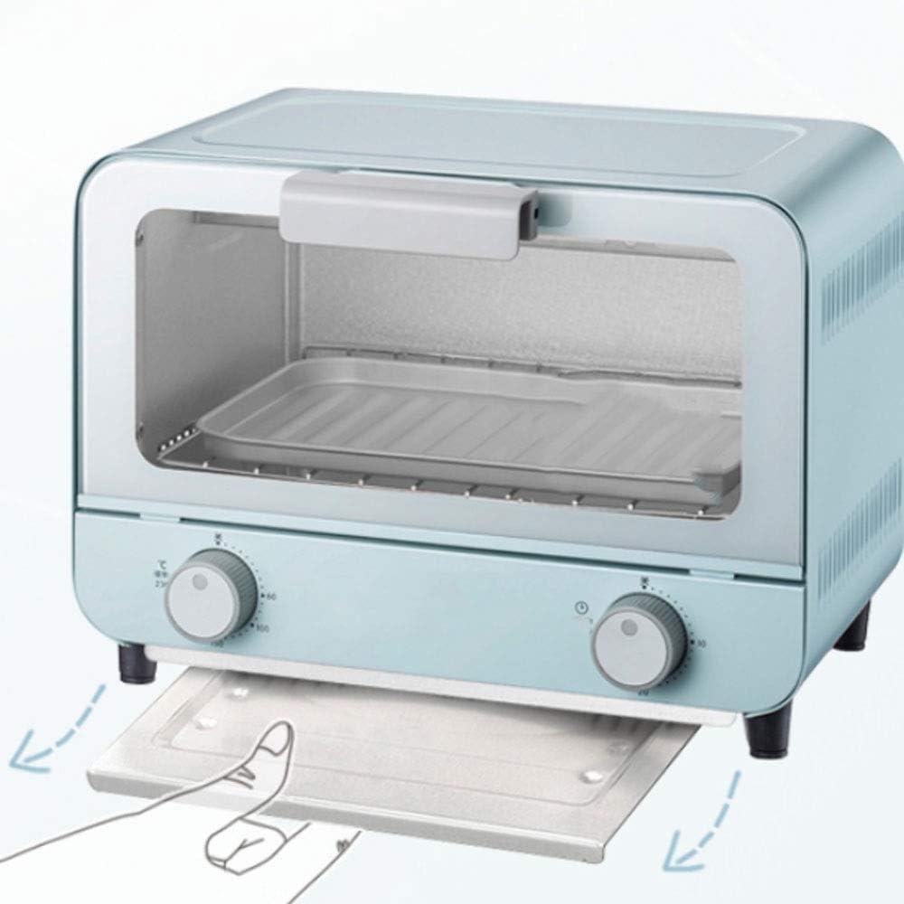 فرن كهربائي صغير متعدد الوظائف أوتوماتيكي لفرن الطبخ والخبز M'ac'hin، مناسب للمطبخ. دير-يو