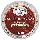 Twinings English Breakfast Decaf Tea K-Cups 96ct