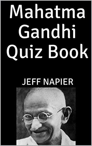 Mahatma Gandhi Quiz Book image