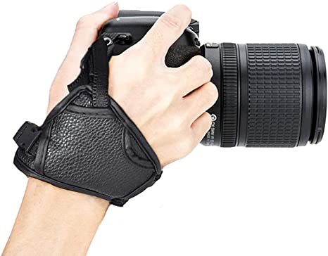 Amazon.com: Correa de mano para cámara – Estabilizador de ...