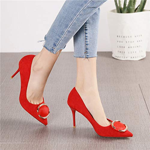 LBTSQ-aus Platz-gut bei bei bei fuß Hochhackigen Schuhen 8cm Hochzeit Schuhe Braut-Schuhe Flache Schuhe Temperament. 404ec6