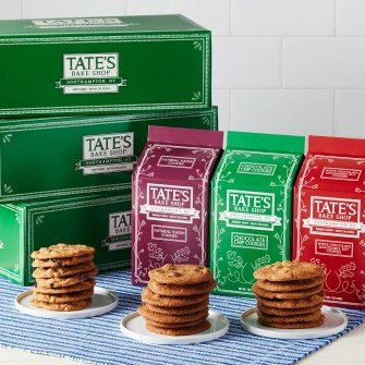 Tate's Bake Shop Assorted Cookie Tower