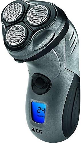 Batería Señor afeitadora Sistema de afeitado Barba de afeitar 3 ...