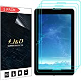 J&D Compatible for 3-Pack ZTE Zpad K90U Screen Protector, [Not Full Coverage] Premium HD Clear Film Shield Screen Protector for ZTE Zpad K90U 10 inch Crystal Clear Screen Protector