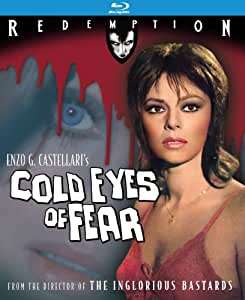 Cold Eyes of Fear: Remastered Edition [Blu-ray]