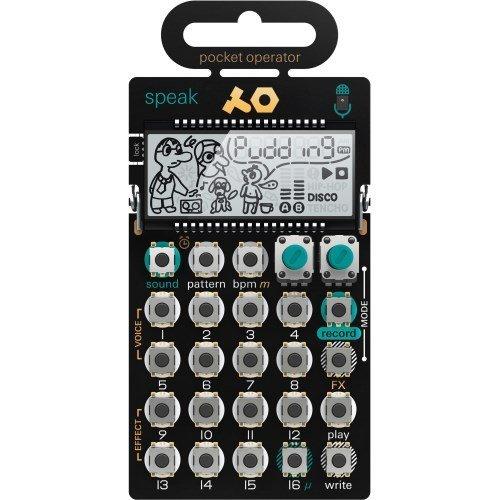 Teenage Engineering PO-35 Speak Pocket Operator Vocal Synthesizer