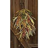 Heart of America Wild Sunflower & Grass Teardrop 28''
