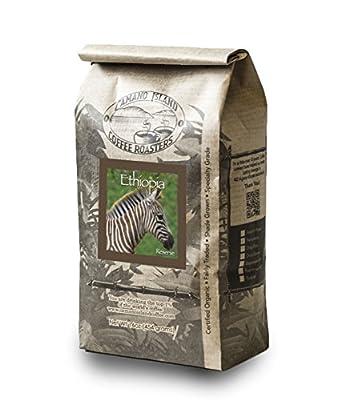 Camano Island Coffee Roasters, Organic Ethiopean Medium Roast