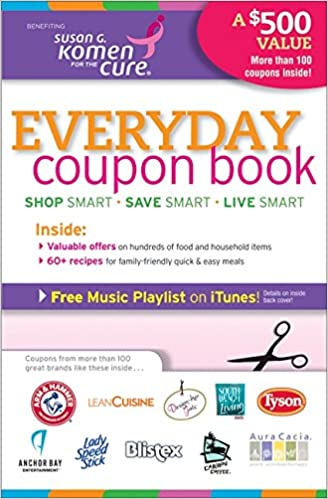 Everyday Coupon Book Exclusive Offers On Hundreds Of Food And Household Items Nichols Amy 9780061789076 Amazon Com Books