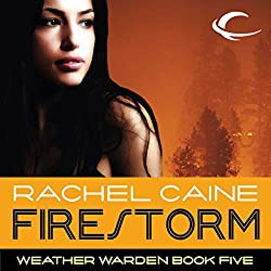 Firestorm: Weather Warden, Book 5