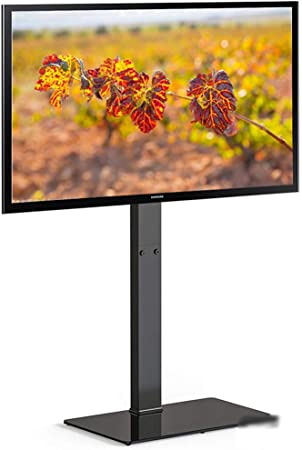XUE TV portátil Stand TV Carro de pie-Fits32-50 televisores, Altura Ajustable telescópico Poste para Interior y al Aire Libre habitación Sala de Estar Conferencia: Amazon.es: Hogar