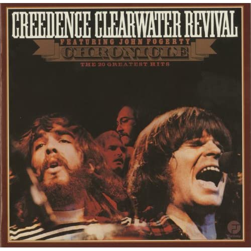 Chronicle Greatest Creedence Clearwater Revival product image