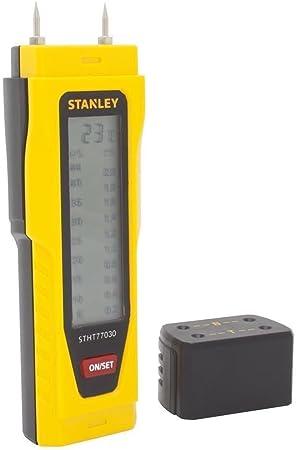 Stanley 0-77-030 Medidor Humedad, 077030 Moisture Meter