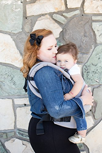 Baby Tula Free-to-Grow Coast Mesh Baby Carrier 7 – 45 lb, Adjustable