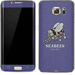 US Navy Galaxy S7 Edge Skin - Seabees Can Do Vinyl Decal Skin For Your Galaxy S7 Edge from Skinit