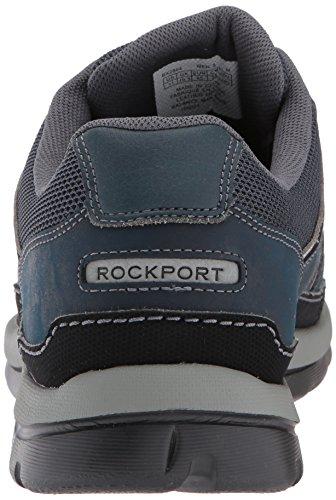 Gyk Mdg hommes pour Rockport Navy Blucher Chaussures 0wqXWTcxE5