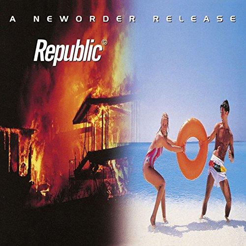 New Order: Republic [Vinyl LP] (Vinyl)