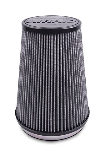 "Racing Air Filter - Track Day Cone 3-1/2"" FLG 8-1/2x5-1/4""B x 6x3-3/4""T 5-1/4""H"