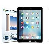 iPad Air Screen Protector, Tech Armor High Definition HD-Clear Apple iPad Air / Air 2 Film ...