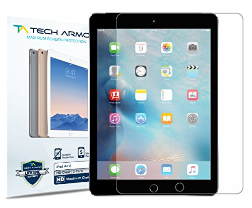 iPad Air Screen Protector, Tech Armor High Definition - Apple Ipad 2 Screen Repair