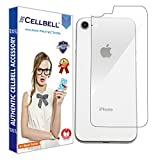 CELLBELL Apple iPhone 7 (back-nano) Screen Protector With FREE Installation Kit.