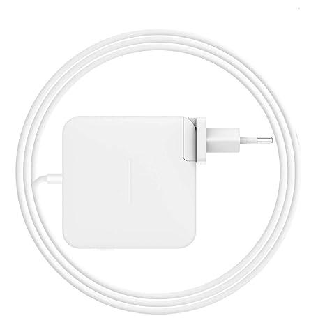 AMERIGUY Cargador MacBook Pro, 60W Magsafe 2 T Adaptador de ...