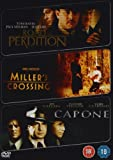 Road To Perdition / Miller's Crossing / Capone [DVD]