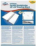 """Alvin Portable Parallel Straightedge Board 18"""" x 24"""" (PXB24)"""