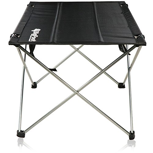 BigFoot Outdoor UltraLight Folding Backpacking Table - Great for Camping, Hiking, Trekking, Fishing