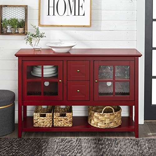 WE Furniture Red 52